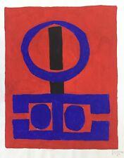 André COPIN 1911-2008.Proposition n° 660.Gouache.1944. SBD.65x50.