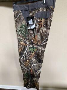Nomad Men Size XXL Harvester Camo Hunting Pant  Realtree Edge New $130.00
