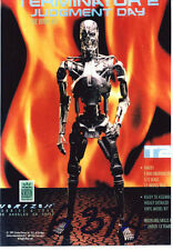 "13""T800 Terminator Endo Skeleton Sci-Fi Action Movies Vinyl Model Kit 1/6"