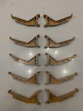 K2 C8043 Conservatory Gutter Bracket CARAMEL Top Hung NEW X 10 Brackets