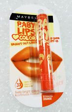 MAYBELLINE BABY LIPS SPF 20 INSTANT 8-HOUR MOISTURE 4 G. # STRIKING ORANGE