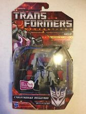 Transformers Generations Deluxe Class Cybertronian Megatron