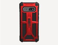 UAG Samsung Galaxy S10+ Monarch Series CRIMSON 211351129494 New In Box