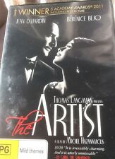 The Artist (DVD, 2012) PRE-OWNED