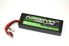ABSIMA LiPo stick pack 7,4v-45c 5000 rigide (t-plug) - 4140009