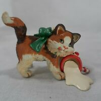 Mischievous Kittens 2006 Hallmark Ornament 10 In The Series Spilled Milk N Aube