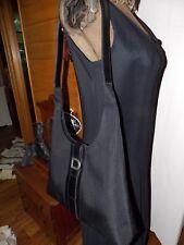 DKNY Black classy sharp bucket purse