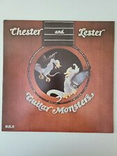 Chester And Lester Guitar Monsters APL1-2786 Chet Atkins Les Paul RCA 1978