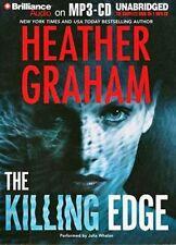 Heather GRAHAM / The KILLING EDGE                 [ Audiobook ]