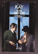 JEAN RAY. Harry Dickson. L'intégrale n°7 - Editions Néo NEO 1985. Nicollet