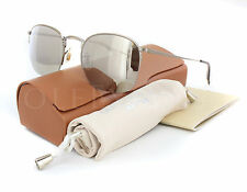 NEW Oliver People Rickman OV1209S 50395A 51mm Antique / Taupe Mirror Sunglasses