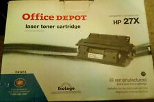 OFFICE DEPOT LASER TONER CARTRIDGE BLACK C4127X (COMPARE TO HP 27X)