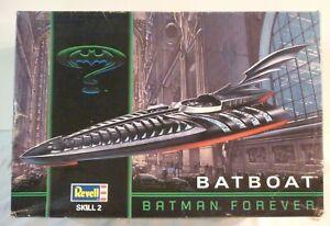 REVELL BATMAN FOREVER BATBOAT 1:25 #6722