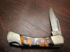 RARE NEAR MINT J.A. HENCKELS ZWILLING HAND HONED LOCKBLADE KNIFE