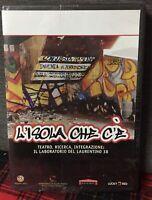L'isola che c'è DVD + Libro Teatro IL Laboratorio del Laurentino 38 ROMA Nuovo N