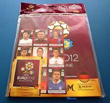 PANINI EURO 2012 EM - Deluxe Album Starterpack Neu/Top