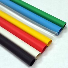 Heat Shrink Tubing Adhesive Glue Lined 3 to 1 Shrink Ratio 12 Inch Length