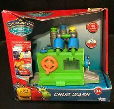 Chuggington,Chug Wash Car Wash NEW in bad shape box
