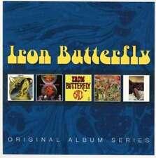 fer papillon - série originale d'album nouveau CD