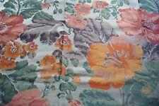 1.20 metres Manuel Canovas 'Pamina' floral fabric - RRP £120 per metre