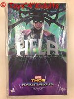 Hot Toys MMS 449 Ragnarok Gladiator Thor Hela Cate Blanchett 1/6 Figure NEW