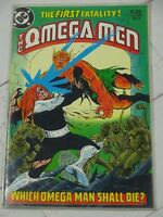 The Omega Men #4 (Jul 1983, DC) Bagged and Boarded - C2917