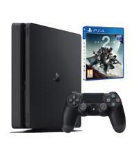 Consolas de sobremesa de videojuegos PlayStation 4 - Slim sin anuncio de conjunto