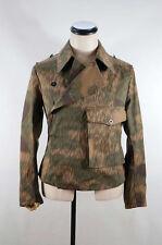 WWII German Heer Tan & water camo panzer wrap/jacket XL