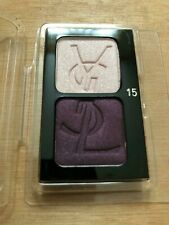 Y S L Ombre DUO LUMIERES Eye Shadow - 2.8g - Number # 15