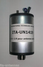 Unun double 1:4 + 1:9 : ITA UN1419
