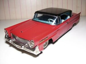 """RARE 11-1/2"""" Bandai Japan 1958 Lincoln Continental in EXCELLENT+++"""