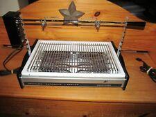 Dominion Smokeless Broiler Model 2560 w/ Rotisserie