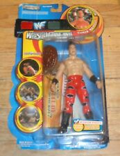 2006 WWF WWE Jakks Crippler Chris Benoit Wrestlemania 17 Wrestling Figure MOC