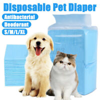 Pet Disposable Dog Cat Puppy Diaper Diapers Nappy Physiological Absorption