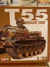 Vintage ESCI T55 Medium Tank 1:35