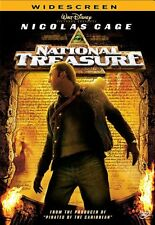 National Treasure (Widescreen Edition) DVD