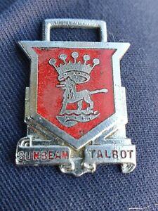 Vintage Sunbeam Talbot Keyring Fob