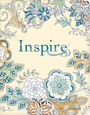 Inspire Bible NLT : The Bible for Creative Journaling (2016, Paperback)