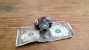 Vintage Miniature Spy Camera COOL 😎
