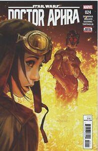 Marvel 2016 STAR WARS DOCTOR APHRA #24 Very Fine 024 Comics Bag/Board