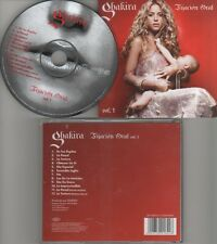 Shakira ‎– Fijación Oral Vol. 1 CD Album 2005