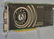 Nvidia EVGA GeGorce 9800GT 1GB PCIe Video Card 9800 GT 01G-P3-N981-TR