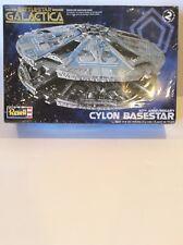 Battlestar Galactica Cylon Basestar By Revell 30th Ann -  New Sealed
