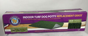 Pooch Pad Indoor Turf Dog Potty Replacement Grass Connectable 15 x 23 PG16P24RG