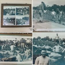 WWII COLLECTION OF 90 PLUS USMC PACIFIC BATTLE PHOTOS CRISP CLEAR GRAPHIC ACTION