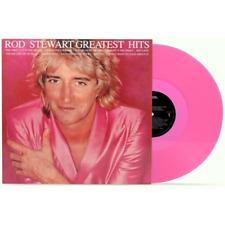 Rod Stewart - Greatest Hits Volume 1 Exclusive Limited Edition Pink Vinyl LP