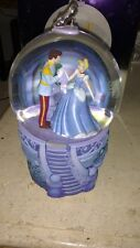 Cinderella Musical Snowglobe (Disney Store) Complete with Box