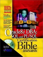 Oracle8i DBA: SQL and PLSQL Certification Bible