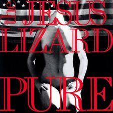 The Jesus Lizard PURE 120g +MP3s REMASTERED New Sealed Vinyl Record Debut EP
