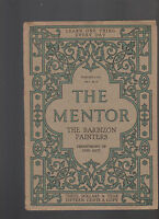 Mentor Magazine February 2 1914 Barbizon Painters